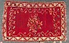 Antique Turkish scatter rug, approx. 3 x 4.5