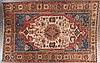 Antique Serapi carpet, approx. 9.6 x 14