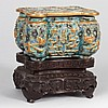 Chinese porcelain seal box