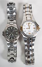Gentleman's Seiko watch and Citizen watch