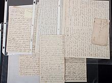 [Civil War] Six Union soldier's letters