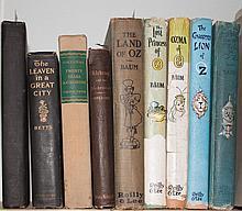 [Juvenile] Nine titles, including Oziana