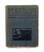 [Sport] Sport In Art, 1919