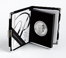 U.S. American Eagle one ounce platinum proof coin