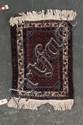 Semi-antique Hamadan rug, Iran, circa 1940, approximately 2 x 2.8