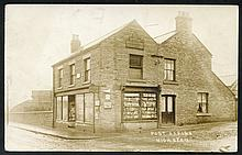POST OFFICES etc. North East England selection