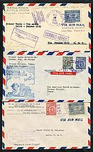 1931 First flight covers, National Mail Service by