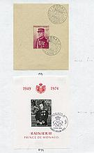 1938-83 range of VFU M/Sheets incl. 1938 National