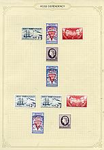 1935-66 chiefly fine M (few VFU) collection on