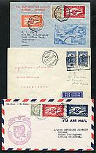 1936-45 Flight covers incl. Crilly Airways first