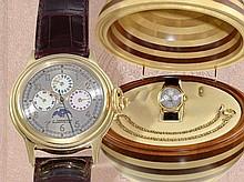 Fine Pocket & Wristwatches