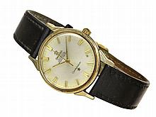 Wristwatch: Omega Constellation automatic chronometer, from the 60s