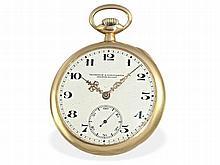 Pocket watch: Small gentlemen's watch by Vacheron & Constantin Geneve ca. 1920
