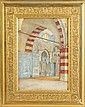 Henry Roderick Newman (American, 1843-1917)  Mosque, Henry Roderick Newman, Click for value