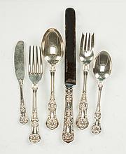 Tiffany & Co. Sterling Silver Flatware - English King Pattern