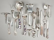 Various Sterling Silver Pieces