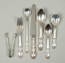 Tiffany & Co Sterling Silver Flatware - Richelieu Pattern