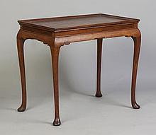 New England Queen Anne Tray Top Tea Table