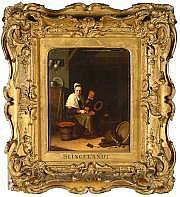 Pieter Cornelisz van SLINGELANDT. (Leyde 1640 -