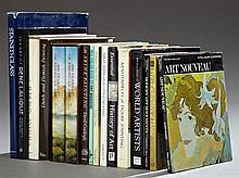 Books- Group of Sixteen Art Books: