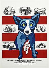 †George Rodrigue (1944-2013)