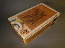 Grover Cleveland The Peoples Choice Cigar Box