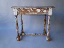 Country Painted Table