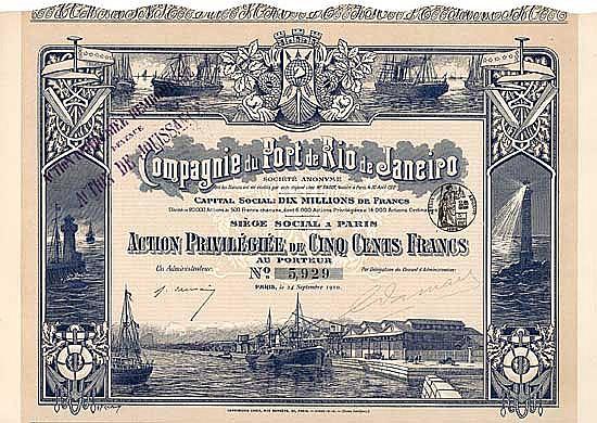 Compagnie du Port de Rio de Janeiro