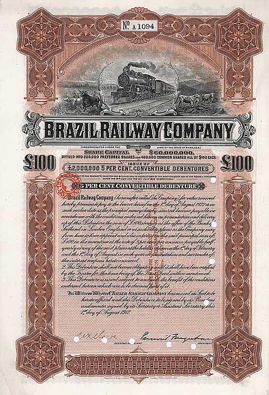 Brazil Railway
