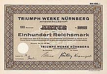Triumph Werke Nürnberg AG