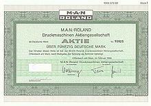 M.A.N.-Roland Druckmaschinen AG