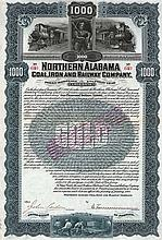 Northern Alabama Coal, Iron & Railway