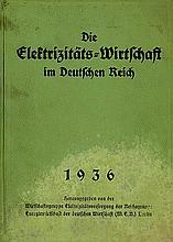 Die Elektrizitäts-Wirtschaft im Deutschen Reich 1936