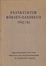 Frankfurter Börsen-Handbuch 1941/42