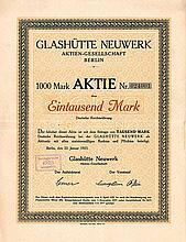 Glashütte Neuwerk AG