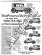 Ford MODEL A 40B Standard Roadster - 1930 Numéro de châssis : #3289093 Au milieu des années 1920, Ford, qui avait jusque-là outrageusement dominé le marché automobile américain avec son modèle T, voit ses concurrents, et notamment Général Motors,
