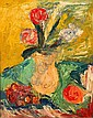 JEAN SARDI (NÉ EN 1947) - Bouquet de fleurs., Jean Sardi, Click for value
