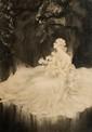 Louis ICART (1888-1950) Danseuses. Paire de gravures. Signées. 71 x 45 cm.