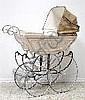 Kinderwagen um 1900, Marke