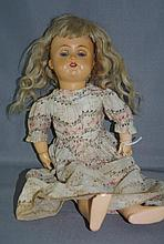 Kammer & Reinhardt antique doll marked 406/39
