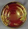 Carltonware Rouge Royale tri footed bowl