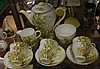 Shelley coffee set for six comprising
