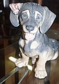 Large Royal Copenhagen Dachshund #856 Approx