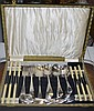 Boxed cutlery set
