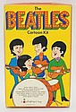 EXTREMELY RARE 1966 BEATLES COLORFORM; LIKE NEW