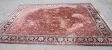 ORIENTAL RUG MEASURING 12 FT 2 IN X 8 FT 8 IN.