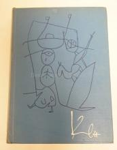 FIRST EDITION BOOK. *KLEE, A STUDY OF HIS LIFE AND WORK* 1957