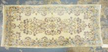 ORIENTAL RUNNER. 2 FT 7 INCHES X 5 FT 9 INCHES.
