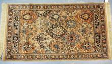 ORIENTAL RUG. 2 FT 11 INCHES X 5 FT 3 INCHES.