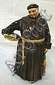 ROYAL DOULTON FIGURE, *THE JOVIAL MONK*, 1953; 8